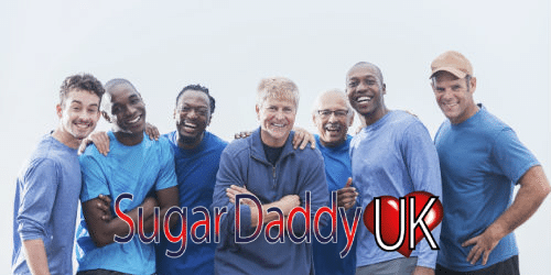 different sugar daddys men with different clothing style