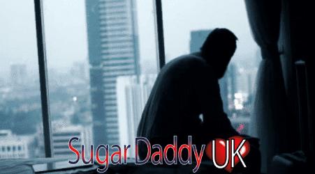 sugar daddy alone in the Hotel