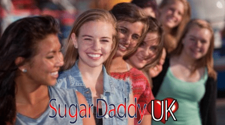 a lot of sugar babys smile